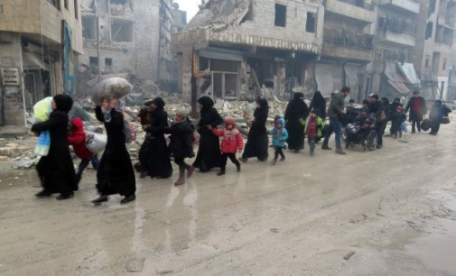 Syria Podcast: Aleppo, War Crimes, and What Happens Now