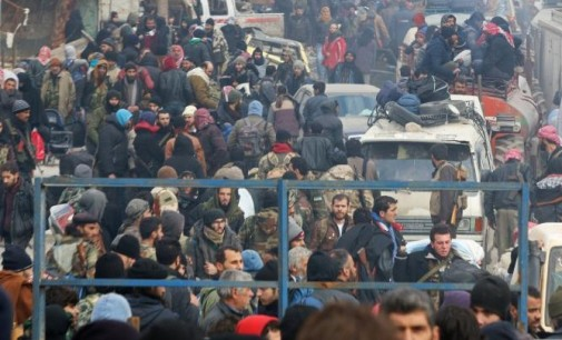 Syria Interview: After the Fall of Aleppo