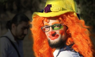 Syria Feature: Killing the Last Clown of Aleppo