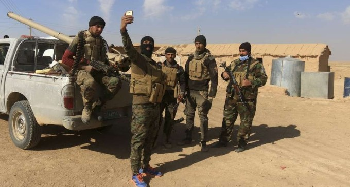 Iraq Feature: What are the Popular Mobilization Forces?