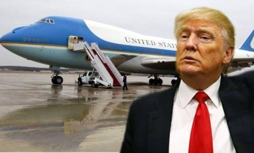 US Audio Analysis: Trump's Air Force One Tweet