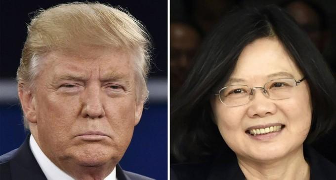 US Audio Analysis: Trump's Provocative Taiwan Phone Call