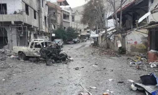 Syria Daily: Pro-Assad Forces Continue Attacks Near Damascus Despite Ceasefire