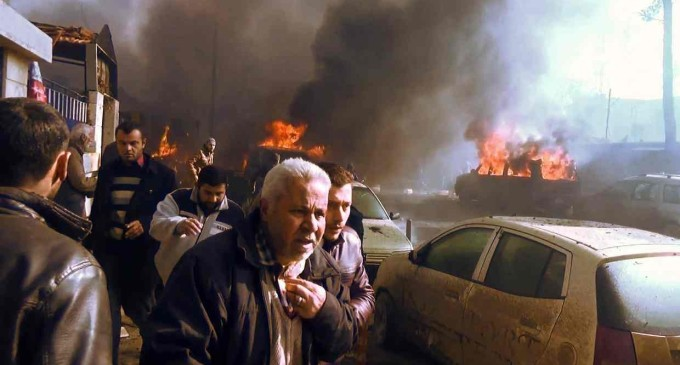 Syria Daily: Who Killed 60 People in Car Bombing Near Turkish Border?