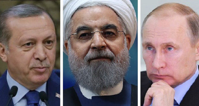 "Syria and Beyond: The Russia-Turkey-Iran ""Natural Alliance"""
