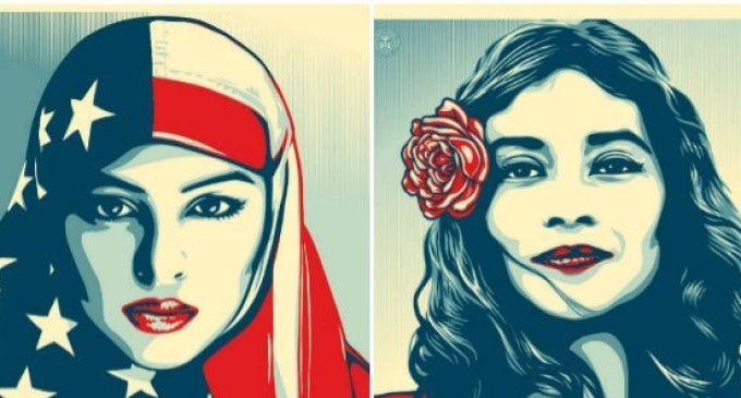 """US Feature: """"Hope"""" v. Trump — The New Posters"""