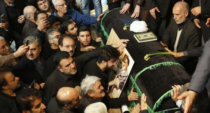 Iran Daily: Regime Buries Former President Rafsanjani