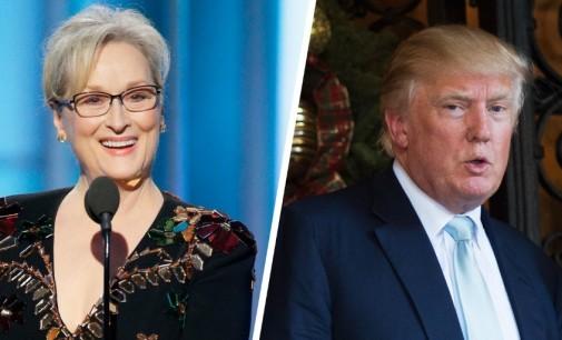 US Video: Meryl Streep's Celebration of Diversity…and Donald Trump's Reaction