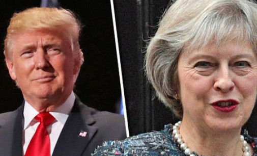 US Podcast: British PM to Visit Trump — and the Inauguration Controversy