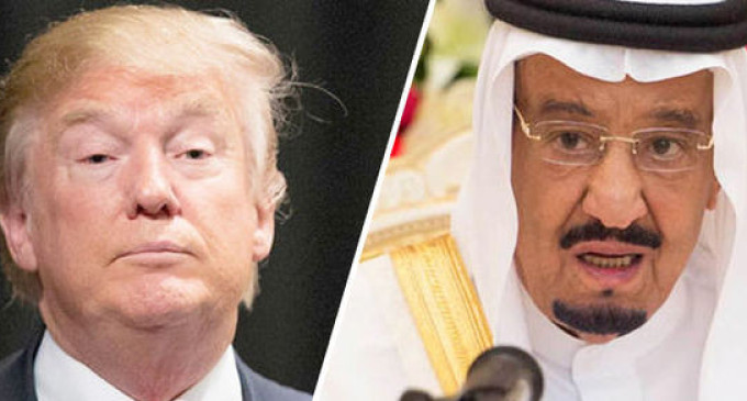 Middle East Podcast: Are Saudis & the Region Welcoming President Trump?