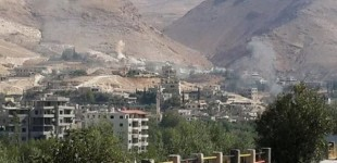 Syria Daily: Ceasefire Deal Reached in Wadi Barada Near Damascus