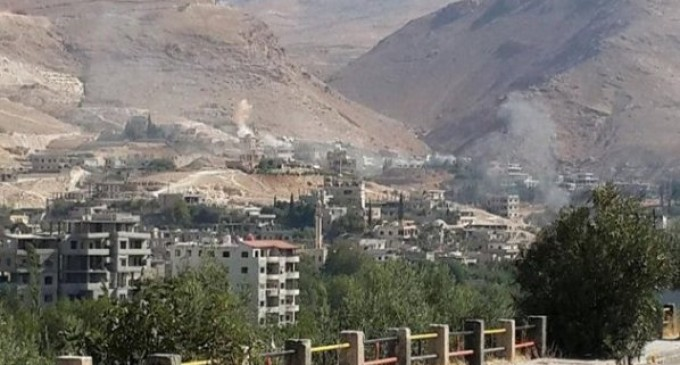 "Syria Daily: Pro-Assad Assault NW of Damascus ""Reduces Villages to Rubble"""