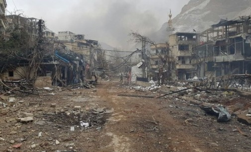 Syria Daily: Rebels and Families Removed from Wadi Barada Near Damascus