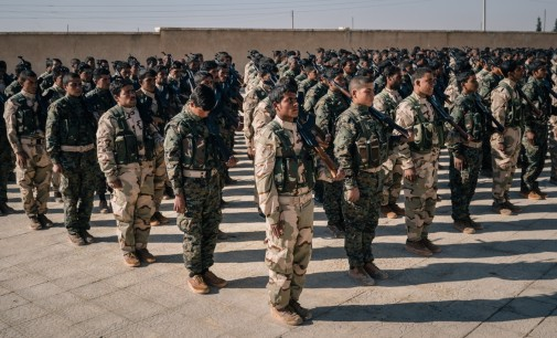 Syria Feature: The Kurdish Militia with Big Ambitions Because of US Support