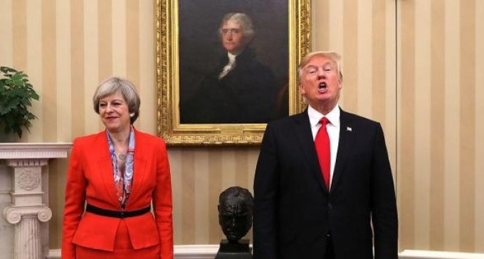 "The Myth of the US-UK ""Special Relationship"""