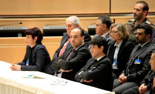 Syria Daily: Political Talks Renewed in Geneva