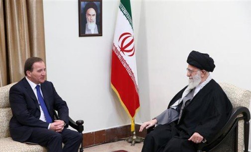 Iran Daily: Supreme Leader Uses Swedish Visit to Press Line on Syria & Iraq