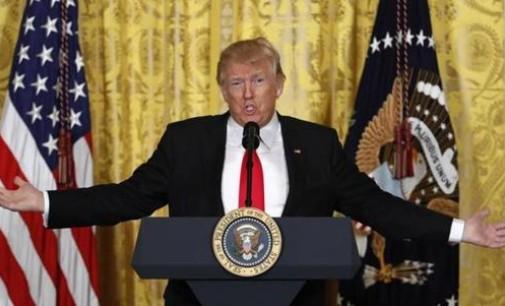 """TrumpWatch, Day 28: Trump """"Fine-Tuned Machine"""" in Chaos"""