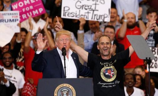 TrumpWatch, Day 30: Trump's Rally