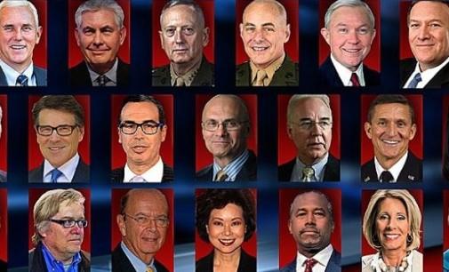 US Podcast: All Trump's Men