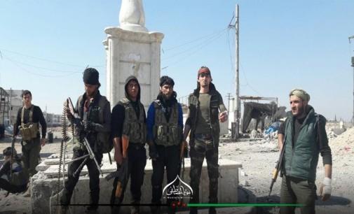 Turkish-Rebel Offensive Captures ISIS-Held Al-Bab