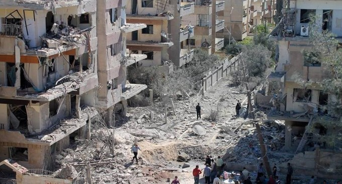 Why Opposition al-Wa'er Finally Capitulated to Assad Regime