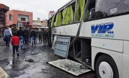 Syria Daily: Jihadists Claim Double Damascus Bombing
