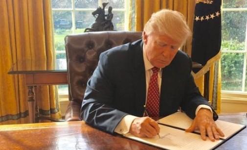 "TrumpWatch, Day 46: Trump's ""Muslim Ban 2.0"""