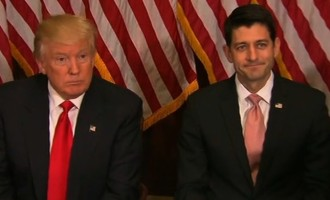 TrumpWatch, Day 65: Trump's Team Turns Against Ryan & Priebus After Healthcare Defeat