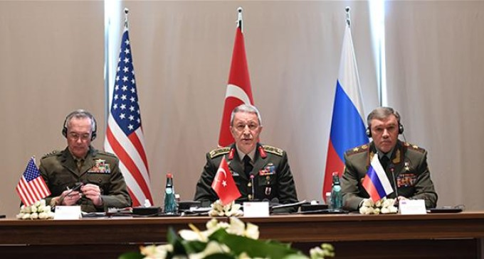 Syria Daily: Turkish-US-Russia Meeting Ends in Discord Over Kurds