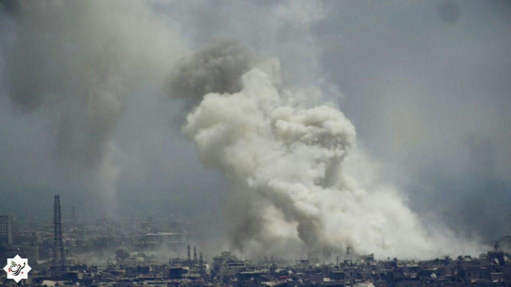 QABOUN BOMBING 04-17 2