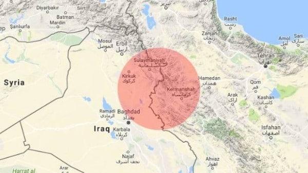 IRAN EARTHQUAKE 12-11-17