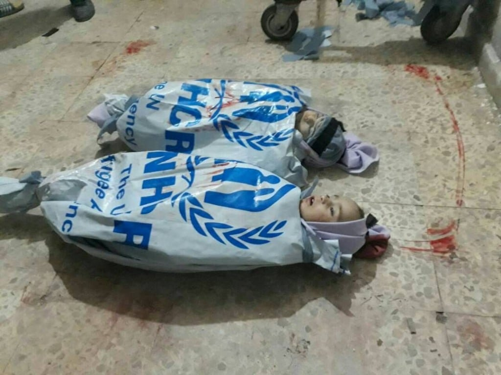 EAST GHOUTA BODIES 04-03-18 2