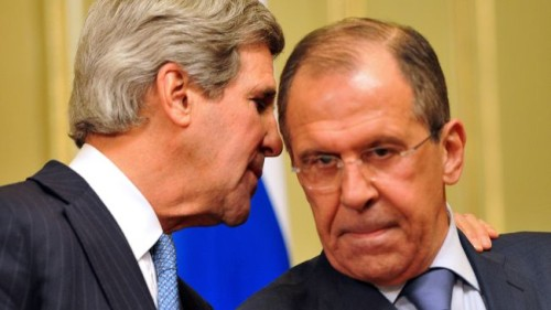 "Syria: Russia FM Lavrov Uses ""Potato Diplomacy"" To Regain Control Over Negotiations"
