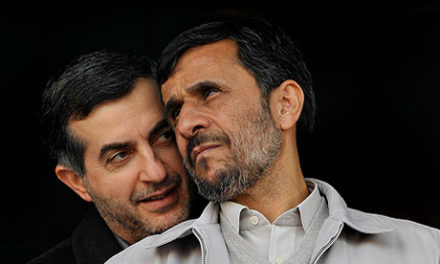 Iran Today: Promoting Ahmadinejad and His Man for President