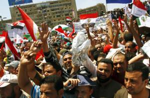 EGYPT 21-06-13 MORSI RALLY 2