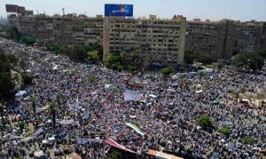 EGYPT 21-06-13 MORSI RALLY