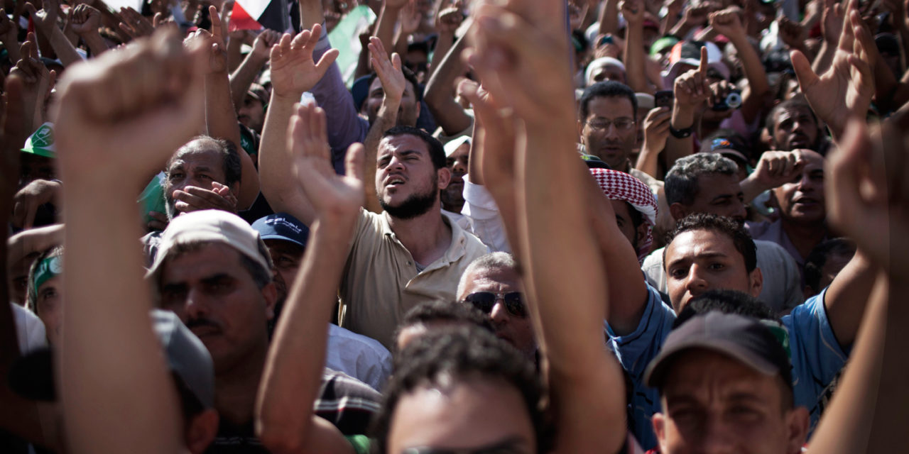 Middle East, July 5: Egypt — 17 Killed Amid Pro-Morsi Protests
