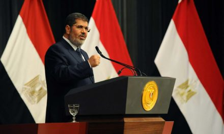 MENA Spotlight: Egypt — Trial of Ousted President Morsi Opens, Quickly Adjourns to January