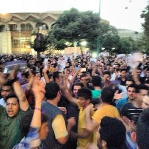 IRAN 15-06-13 TEHRAN