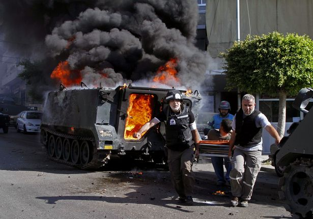 Syria Spotlight: At Least 6 Killed as Fighting Escalates in Tripoli in Northern Lebanon