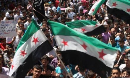 "Syria Today: Protests, Rather than ""Regime Offensive"", in Aleppo"