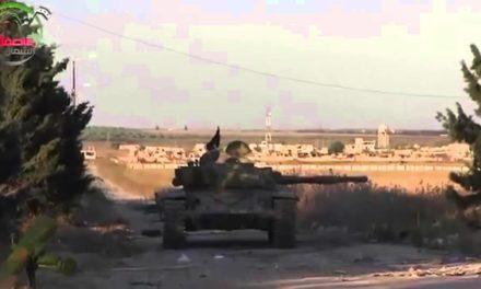 Syria, 24 June: The Fighting Near Aleppo