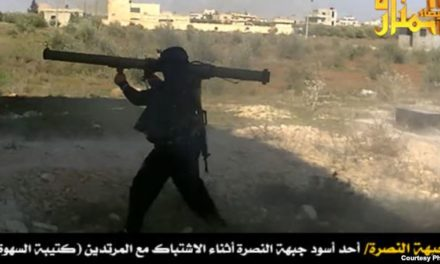 Syria Special: The US-Saudi Conflict over Arms to Insurgents