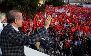 TURKEY 09-06-13 ERDOGAN RALLY