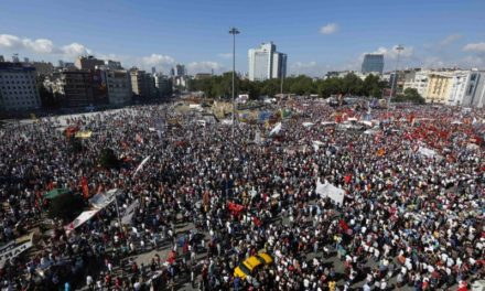 Middle East Today: Turkey — No Resolution Amid Rival Demonstrations