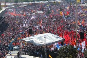 TURKEY 09-06-13 TAKSIM SQUARE