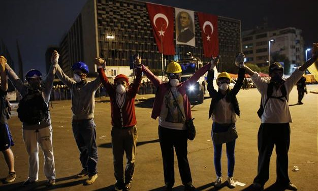 Middle East Today: Turkey — Erdogan Meeting Protesters Tonight