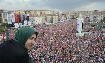 Middle East Today: Turkey — Erdogan's Police Strike