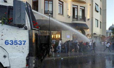 Middle East, 23 June: Turkey — Police Break Up Renewed Protests